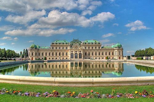 Viena_Belvedere