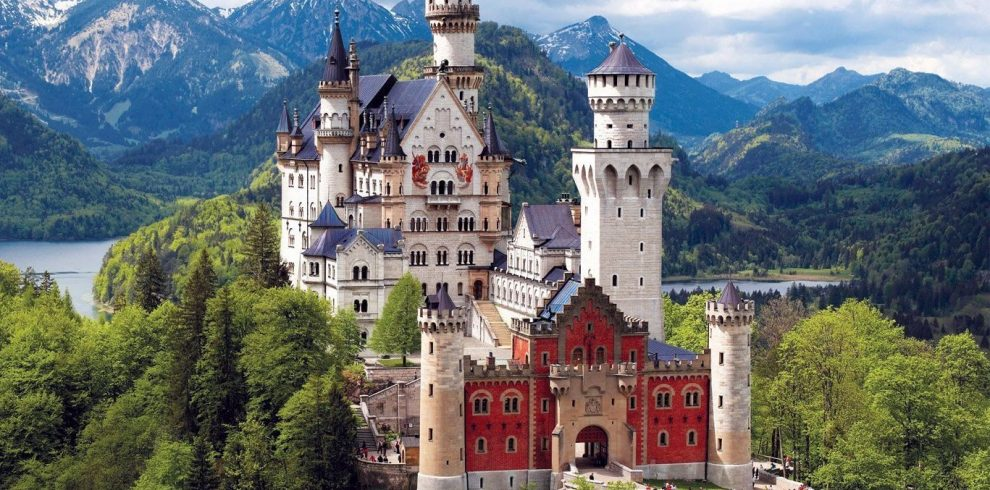 Замъкът-Нойшванщайн-1
