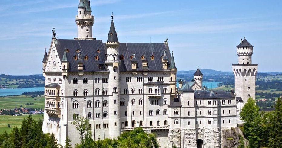 Bavarski zamaci