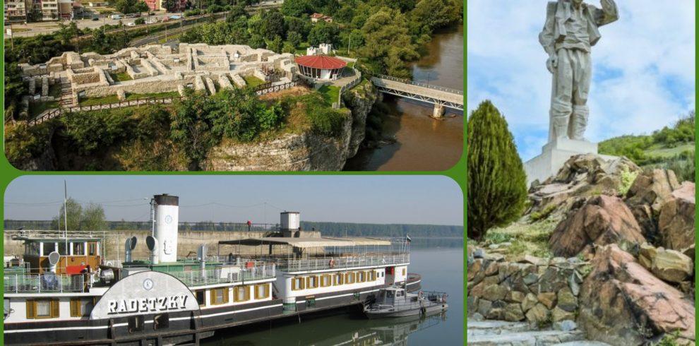 Северозападна България-collage